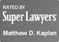 Super Lawyers Matthew Kaplan